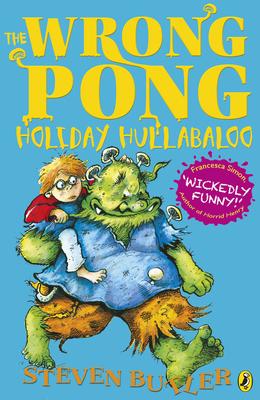 The Wrong Pong: Holiday Hullabaloo - Butler, Steven