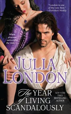 The Year of Living Scandalously - London, Julia