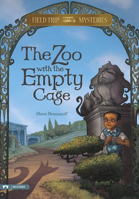 The Zoo with the Empty Cage - Brezenoff, Steve