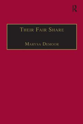 Their Fair Share: Women, Power and Criticism in the Athenaeum, from Millicent Garrett Fawcett to Katherine Mansfield, 1870-1920 - Demoor, Marysa