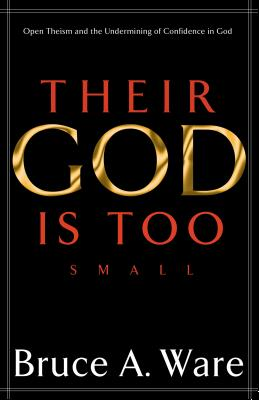 Their God Is Too Small: Open Theism and the Undermining of Confidence in God - Ware, Bruce A