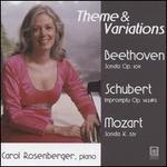 Theme & Variations: Beethoven, Schubert, Mozart
