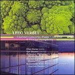Theo Verbey: Clarinet Concerto; Piano Concerto; Fractal Symphony