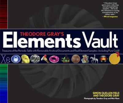Theodore Gray's Elements Vault - Gray, Theodore