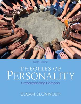 Theories of Personality: Understanding Persons - Cloninger, Susan C.