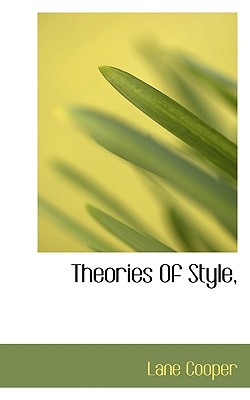 Theories of Style, - Cooper, Lane