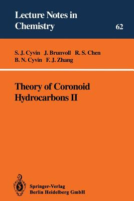 Theory of Coronoid Hydrocarbons II - Cyvin, S J