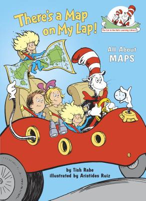 There's a Map on My Lap!: All about Maps - Rabe, Tish