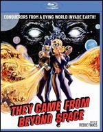 They Came from Beyond Space [Blu-ray]