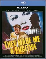 They Made Me a Fugitive [Blu-ray]