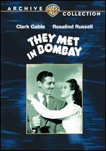 They Met in Bombay - Clarence Brown