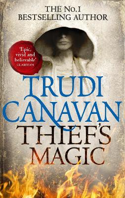 Thief's Magic: Book 1 of Millennium's Rule - Canavan, Trudi