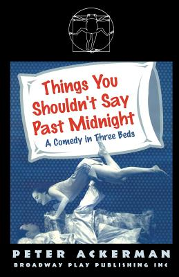 Things You Shouldn't Say Past Midnight - Ackerman, Peter