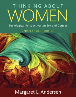 Thinking about Women, Books a la Carte - Andersen, Margaret L