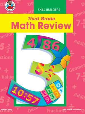 Third Grade Math Review - Silbey, Robyn, and Conklin Power, Lynn