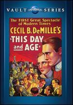 This Day and Age - Cecil B. DeMille