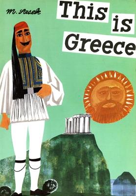 This Is Greece - Sasek, Miroslav