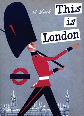 This Is London - Sasek, Miroslav