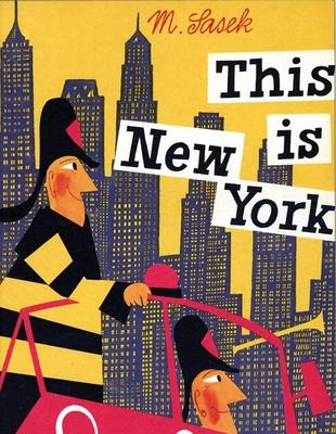This Is New York - Sasek, Miroslav