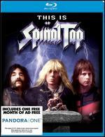 This Is Spinal Tap [Blu-ray] [With Music Cash]