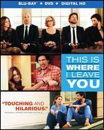 This Is Where I Leave You [2 Discs] [Includes Digital Copy] [UltraViolet] [Blu-ray/DVD]