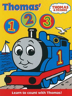 Thomas' 123: Learn to Count with Thomas -