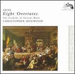 Thomas Augustine Arne: Eight Overtures