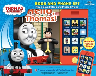 Thomas & Friends: Hello, Thomas! Book and Phone Set - Kids, PI (Other primary creator)