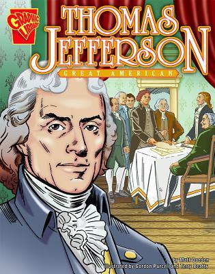Thomas Jefferson: Great American - Doeden, Matt