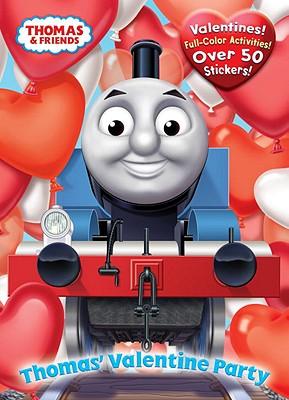 Thomas' Valentine Party - Allcroft, Britt (Creator)