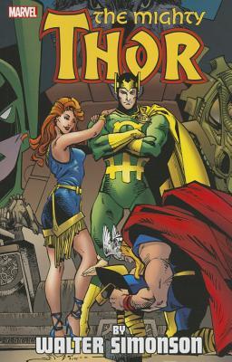 Thor By Walter Simonson Volume 3 - Simonson, Walter, and Buscema, Sal (Artist)