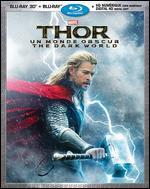 Thor: The Dark World [Includes Digital Copy] [3D] [Blu-ray/DVD] [French]