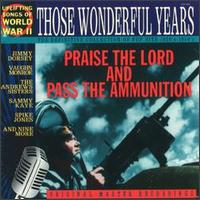 Those Wonderful Years, Vol. 16: Praise the Lord - Various Artists