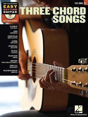 Three Chord Songs - Hal Leonard Publishing Corporation (Creator)