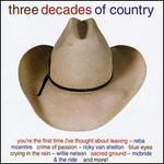 Three Decades of Country
