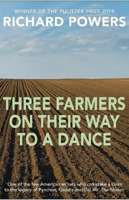 Three Farmers on Their Way to a Dance - Powers, Richard