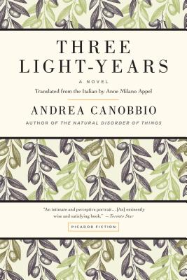 Three Light-Years - Canobbio, Andrea