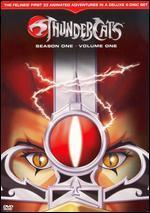 Thundercats: Season 1, Vol. 1 [6 Discs]