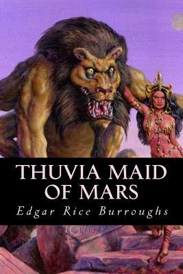 Thuvia Maid of Mars - Burroughs, Edgar Rice, and Montoto, Natalie (Editor)