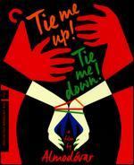 Tie Me Up! Tie Me Down! [Criterion Collection] [3 Discs] [Blu-ray/DVD] - Pedro Almodóvar