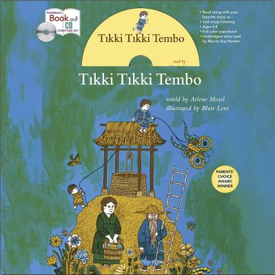 Tikki Tikki Tembo - Mosel, Arlene, and Harden, Marcia Gay (Read by)