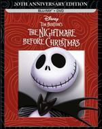 Tim Burton's The Nightmare Before Christmas [20th Anniversary Edition] [Blu-ray]