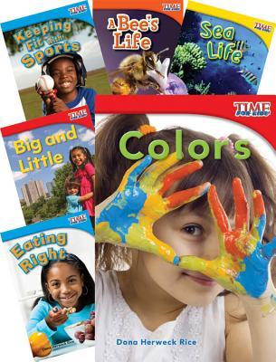 Time for Kids Nonfiction Readers Stem Grade 1, 10-Book Set (Stem) - Teacher Created Materials
