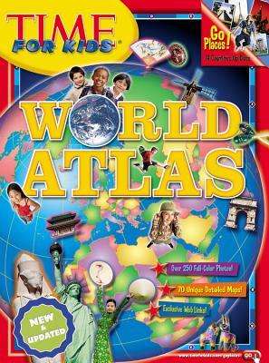 Time for Kids: World Atlas - Garton, Keith, and Time Magazine, and Time for Kids Magazine
