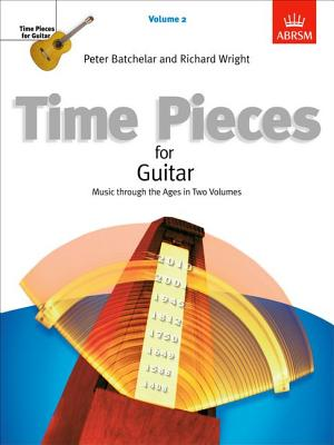 Time Pieces for Guitar Vol -