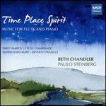 Time Place Spirit: Music for Flute and Piano