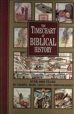 Timechart of Biblical History - Book Sales, Inc. (Creator)