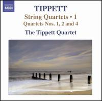 Tippett: String Quartets, Vol. 1 - Tippett Quartet