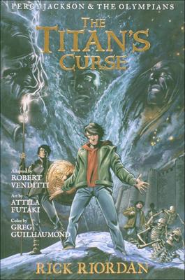 Titan's Curse - Riordan, Rick