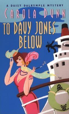 To Davy Jones Below - Dunn, Carola